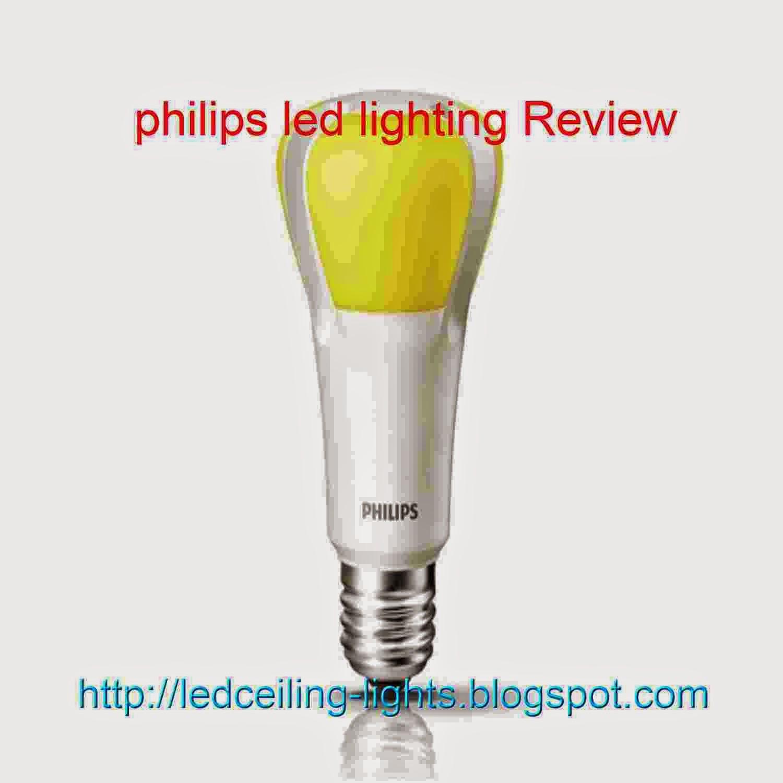 philips led lighting
