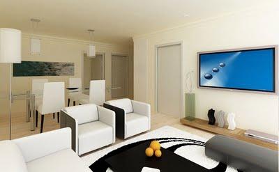 Decoraciones y modernidades modernos estilos for Decoraciones de casas por dentro