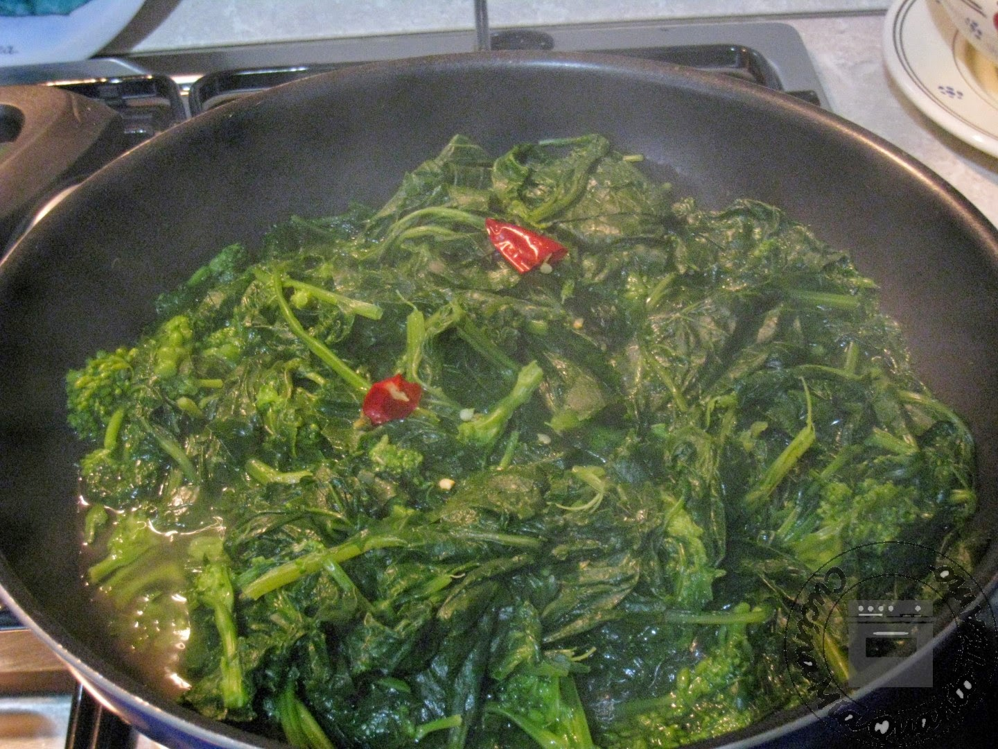 broccoli ripassati in padella