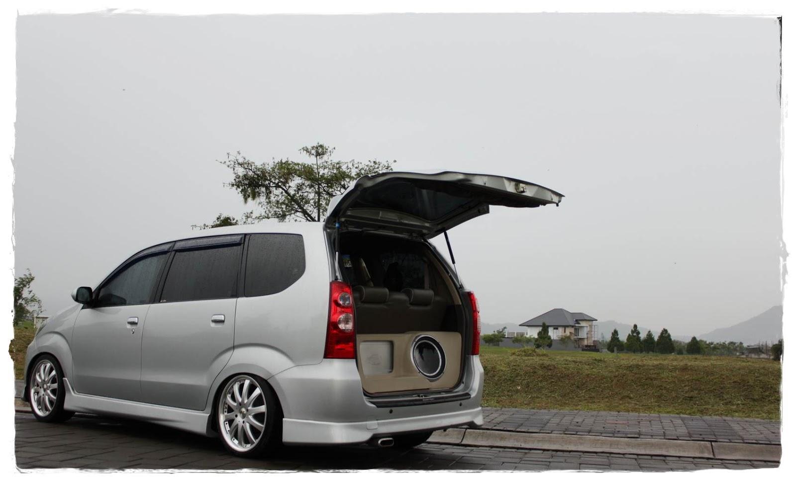 """Mobil Modifikasi - Toyota Avanza : Lahir Dari Sebuah Impian """"Avanza"""