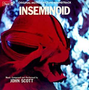 John Scott Inseminoid Original Motion Picture Soundtrack