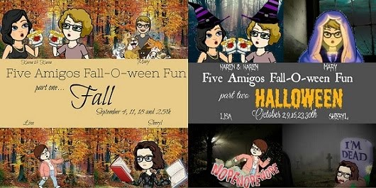 Five Amigos Fall-O-Ween Fun