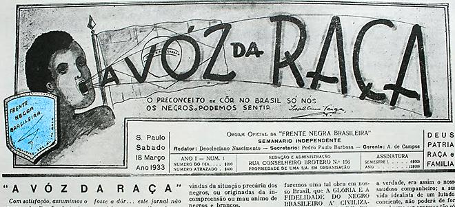 What is Black Consciousness? Frente Negra Brasileira; Quianna S. Canada, Quianna Canada