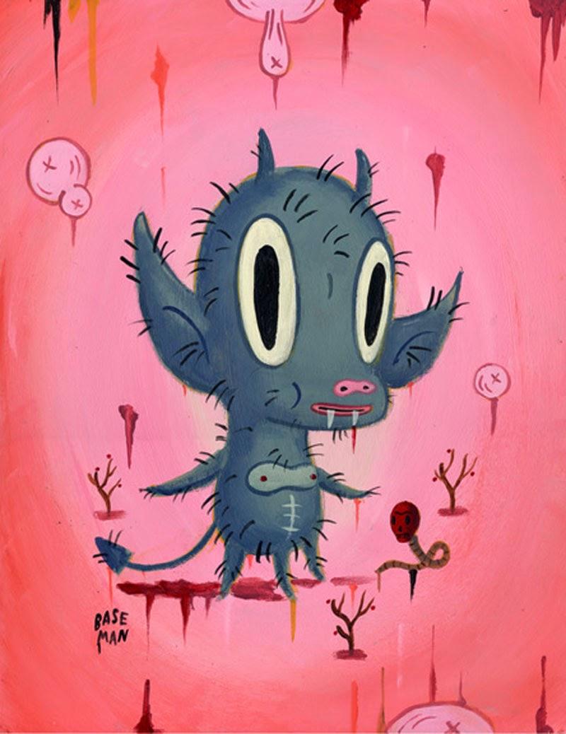 Mythical Creatures de Gary Baseman