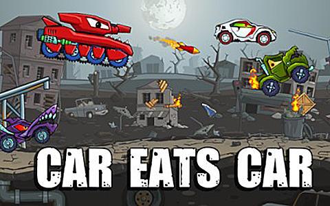 Car Eats Car - Racing v1.1 Apk Mod [Dinero/Combustible/Desbloqueado]