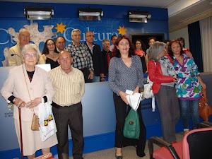 """""""VENDIMIARIO"""" Sala de la Palabra del Teatro Liceo de Salamanca 19.10.2011"""