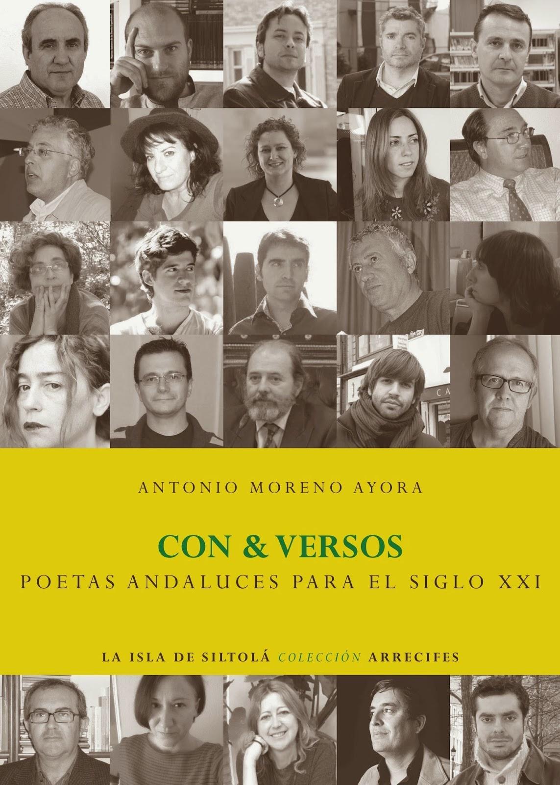 CON & VERSOS Presentación en ALMERÍA