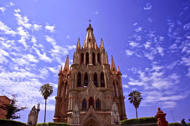 Visita San Miguel de Allende, Guanajuato