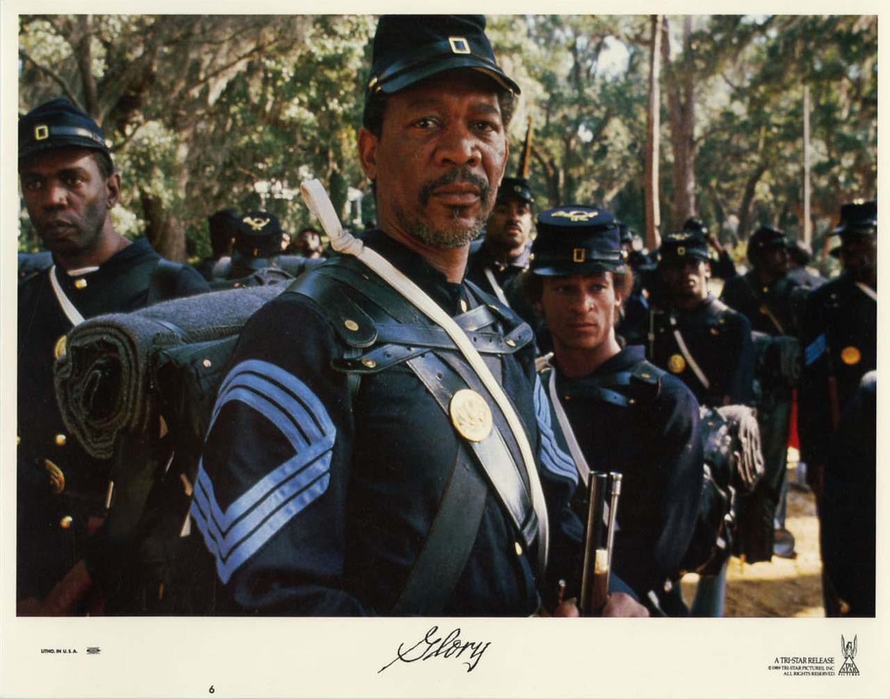 a report on the trailer of glory a movie by edward zwick Director ed zwick defends 'the siege' web posted on: tuesday, november 10, 1998 4:19:47 pm est a newsstand: cnn & entertainment weekly report from correspondent willow bay new york (cnn.