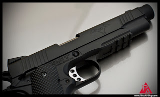 SOCOM Gear DoubleStar 1911 review, Airsoft gas blowback pistol, Pyramyd Airsoft Blog, Tom Harris Media,