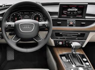 Audi A6 2012,Audi A6