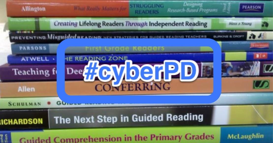 Here It Is! July's #cyberPD Title!
