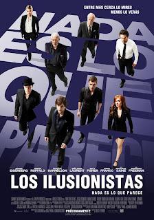 Los ilusionistas: Nada es lo que parece (2013) HD, DVD gratis