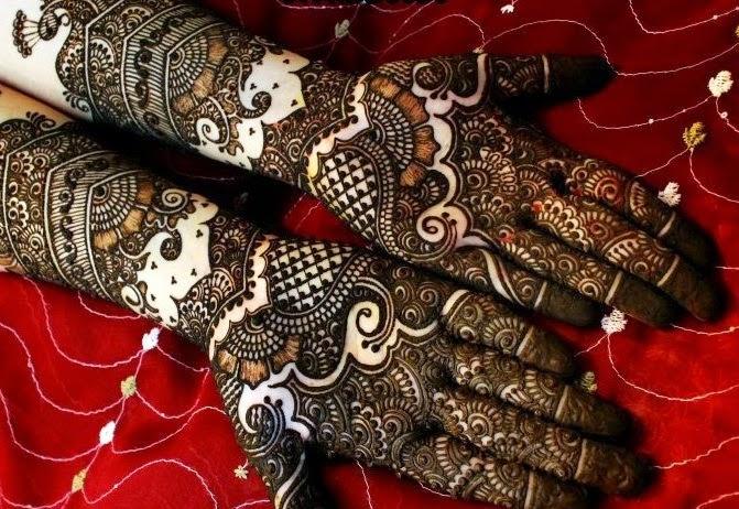 Bridal Mehndi Design Book : Latest mehandi designs for girls
