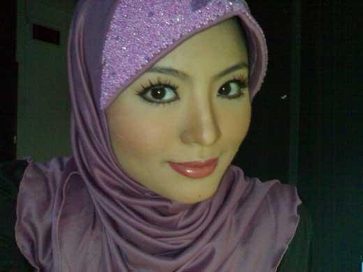 Kumpulan Foto Cewek Bandung Berjilbab Cantik dan Bening