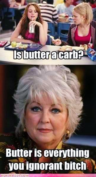 Paula Deen Butter LOL