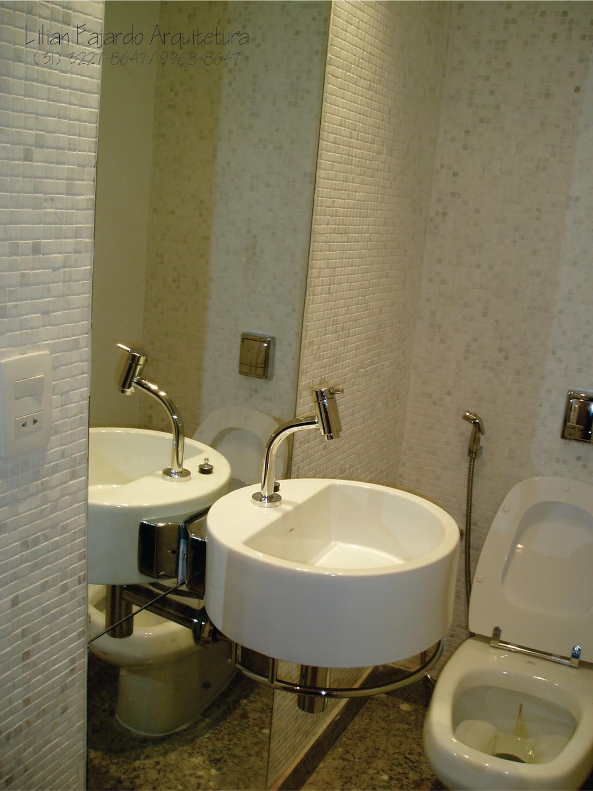 Lilian fajardo arquiteta associados reforma lavabo for Reforma lavabo precio