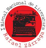 I Bienal Nacional de Literatura Rafael Zárraga