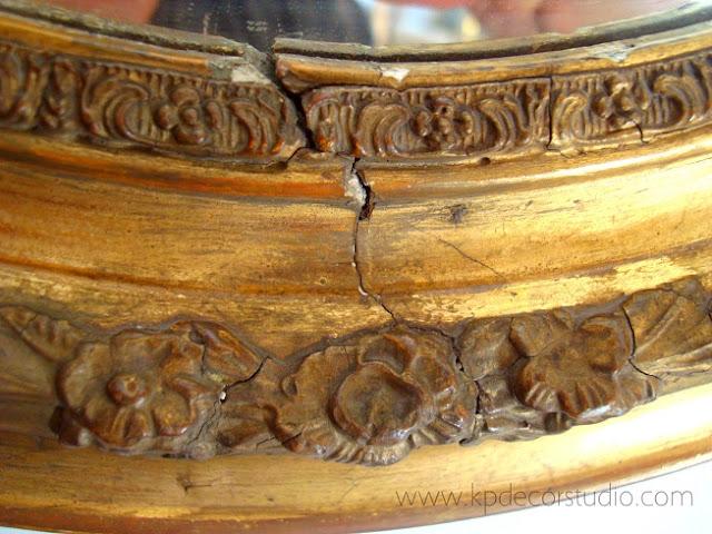 Espejos originales, auténticos, antiguos, Antigüedades en valencia. Auténtico vintage español estilo isabelino
