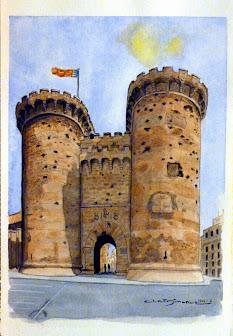 Torres de Quart - Valencia - 9 de Març 2015