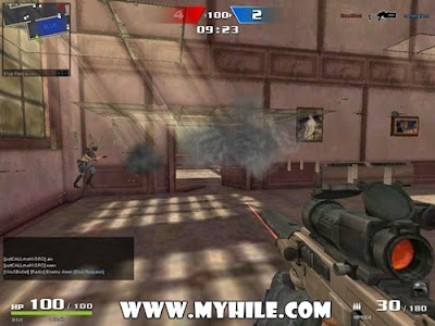 Point Blank TR Wall Hack 2015