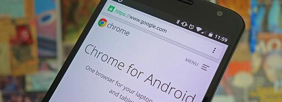 Cara membuat Chrome lebih cepat pada Android