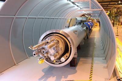 CERN tour