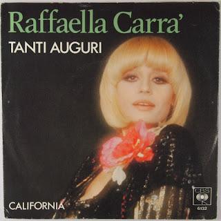Raffaella Carrà Tanti Auguri