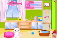 jogo de Cuidado de Gatinhos