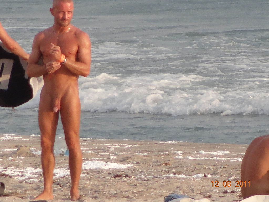 nudist beach cams