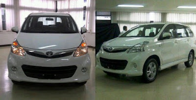 Toyota All New Avanza 2012 Veloz