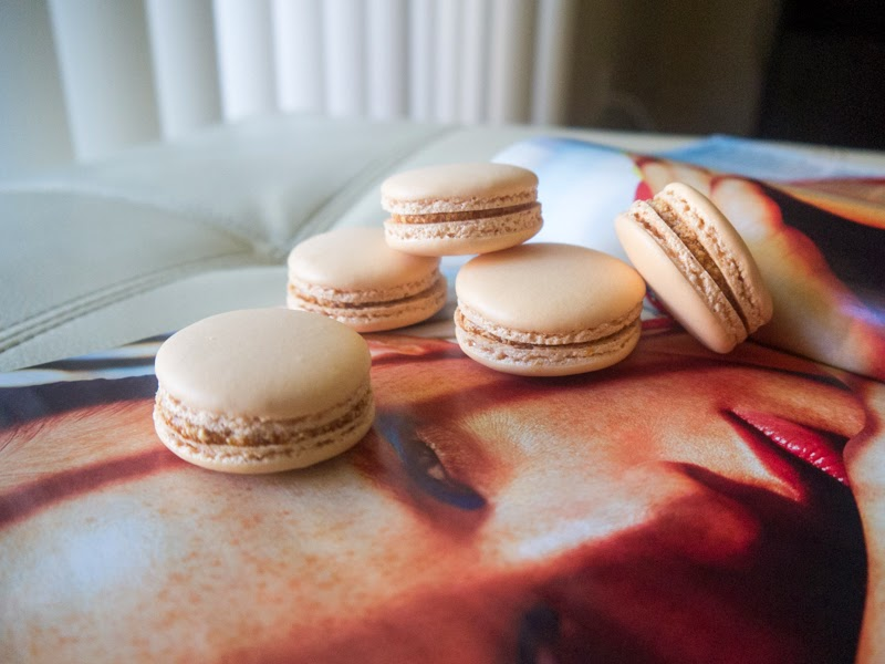Revisited: Salted Butter Caramel Macarons