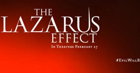 Chew's Reviews – The Lazarus Effect