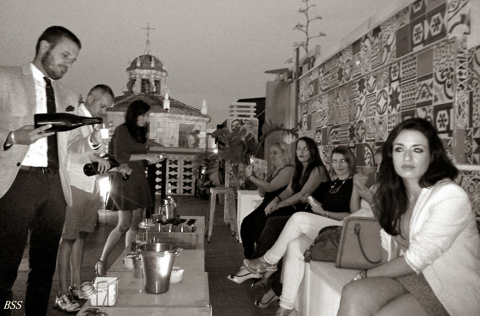 Baños Arabes Plaza Vieja Almeria: Plaza Vieja pudimos contemplar unas vistas espectaculares de la