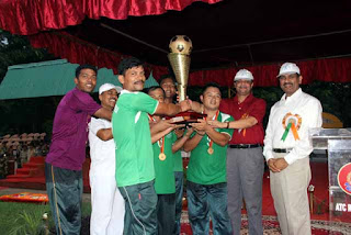 Siliguri Frontier won SSB Inter Frontier Football Championship
