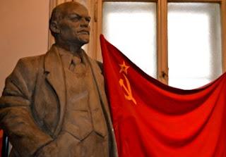 Interior del Museo del Comunismo - Praga