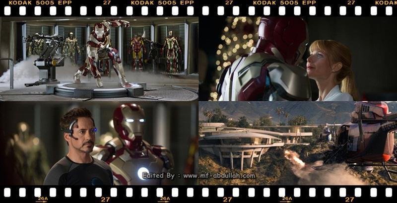 Film Box Office Terbaru : IRON MAN 3 [Sinopsis & Video Trailer]