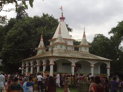 Loknath baba temple
