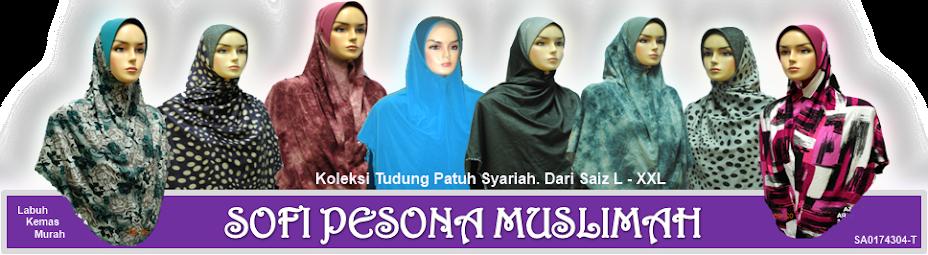 SOFI PESONA MUSLIMAH