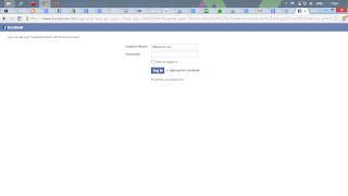 เข้าสู่ระบบ Facebook