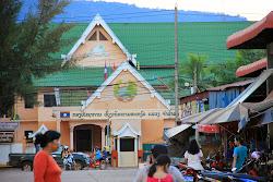 Thai -Botschaft in Pakse - Laos