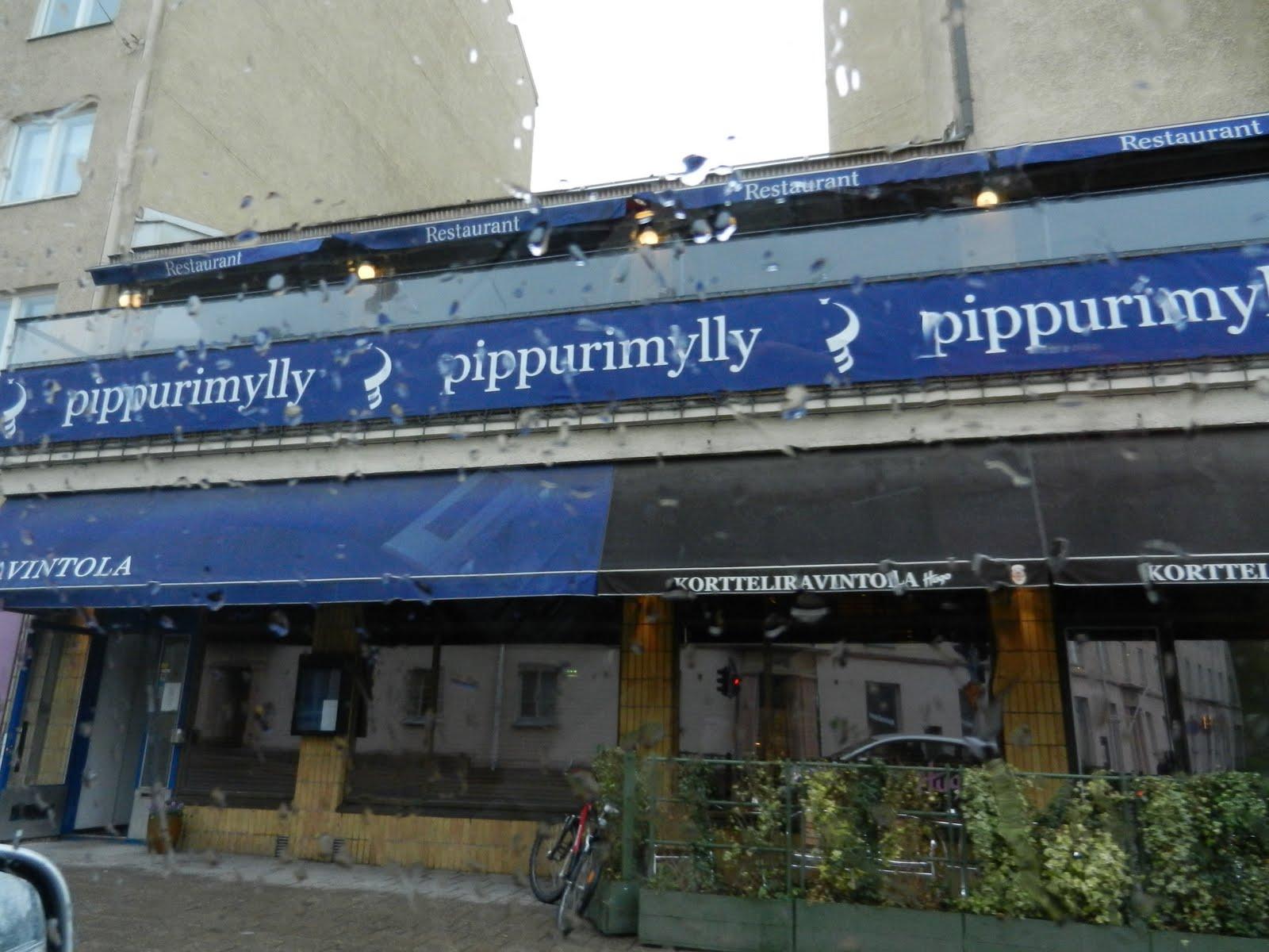 Pippurimylly lounas