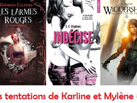 [RDV] Les tentations de Karline & Mylène #10
