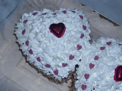 cuori dolci di san valentino!