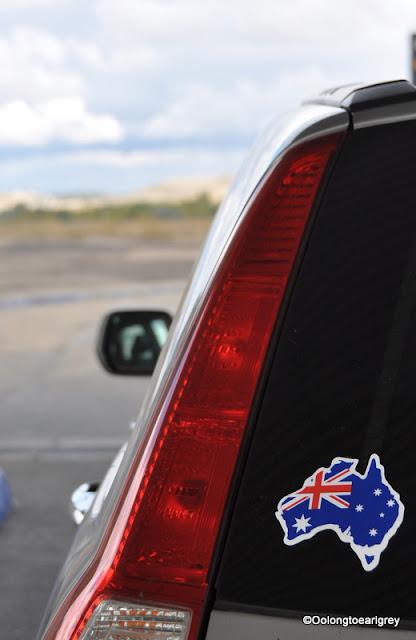 Aussies on a road trip