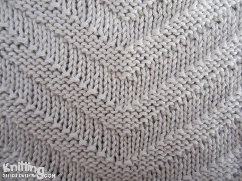 Knitting Stitches Knit And Purl : Knitting Stitch Patterns
