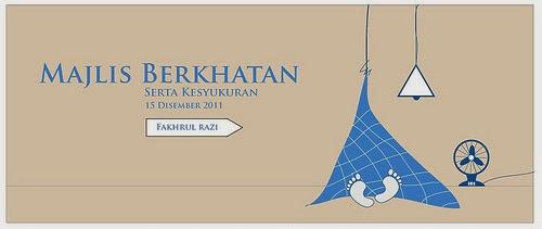 Cck Blog Diy Kad Jemputan Berkhatan November 2014