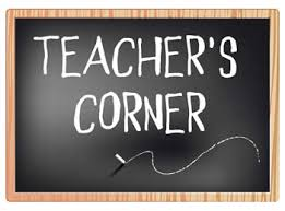 THE TEACHERS CORNER