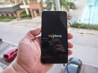 MyPhone RIO 2 Review, Flowing River