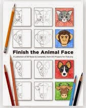 Finish the Animal eBook $5